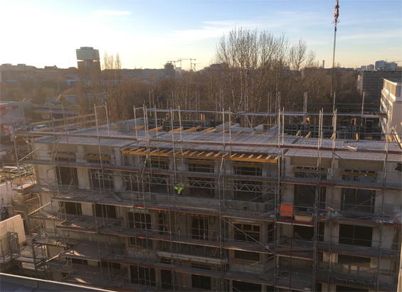 Bauprojekt: Revaler Spitze, Berlin | thomas gruppe