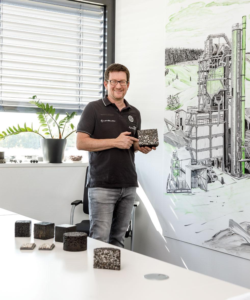 Mitarbeiter Hartmut Sander | thomas gruppe