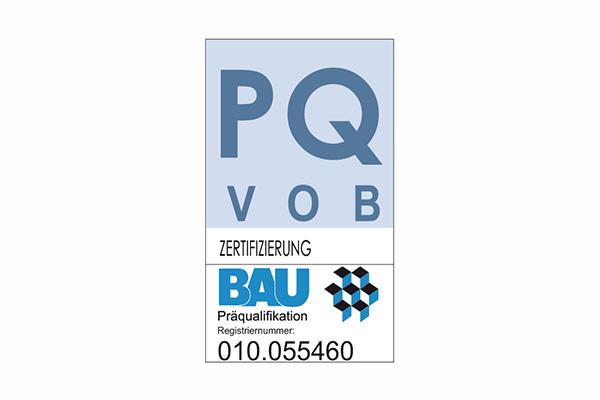 Siegel: PQ-VOB | thomas gruppe