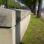 Sicht- und Farbbeton für Mauern | thomas gruppe