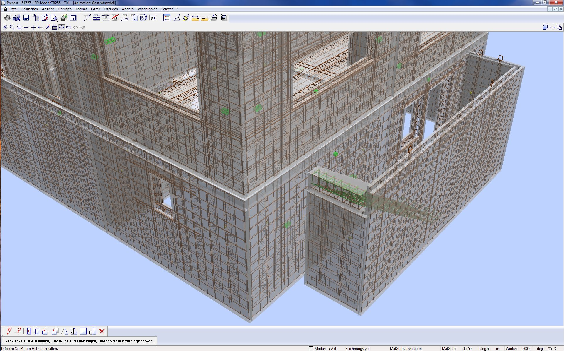 3D-Gebäudemodel | thomas gruppe