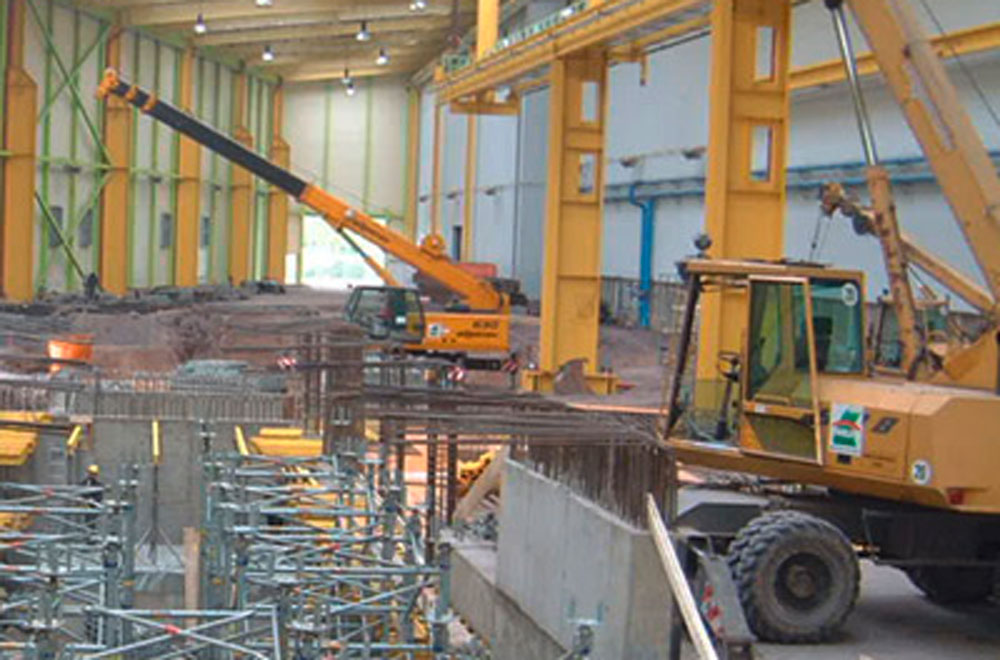Industriebau | thomas gruppe