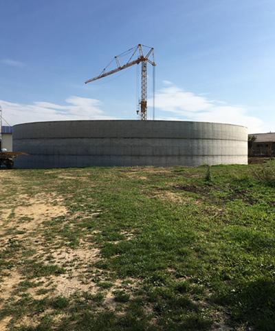 Beton für Landwirtschaft | thomas gruppe