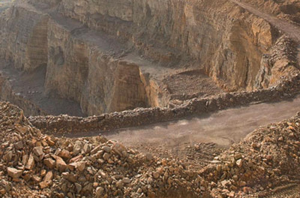 Kalksteinmehle und getrocknete Kalksteinsande | thomas gruppe