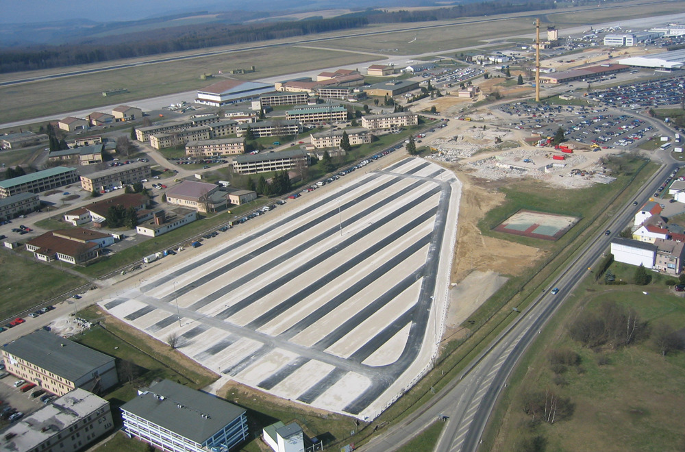 Erd- und Straßenbau für Flugverkehrsflächen | thomas gruppe