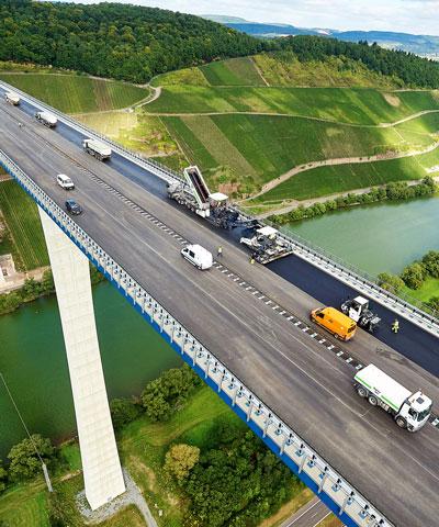 Autobahnbau | thomas gruppe
