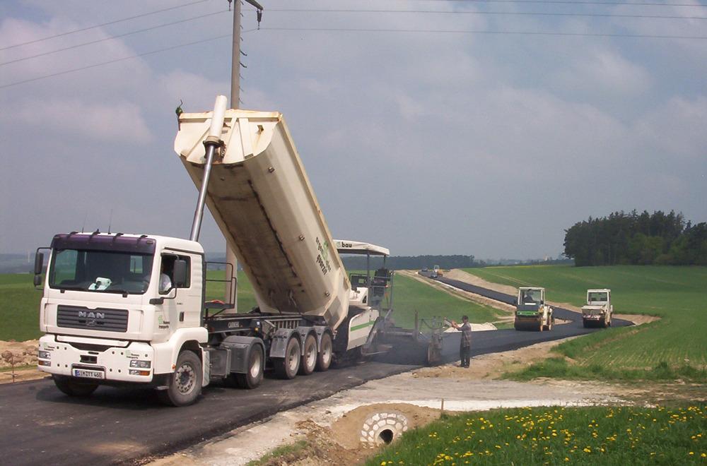 Bau von Infrastruktur für Stromtrassen | thomas gruppe