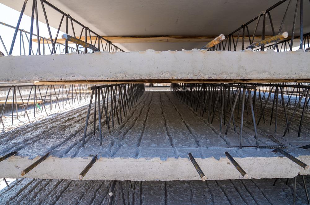 Decken aus Beton | thomas gruppe