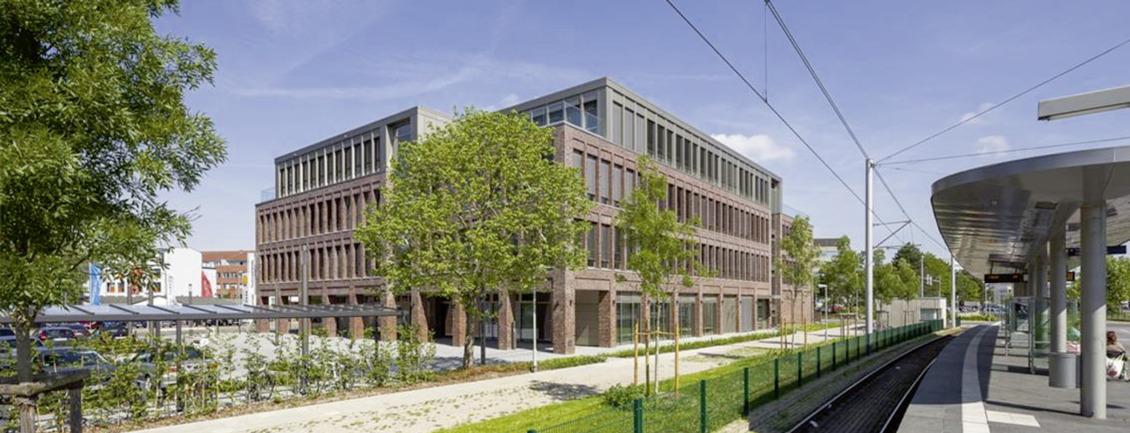 Gebäude aus Betonbauteilen | thomas gruppe
