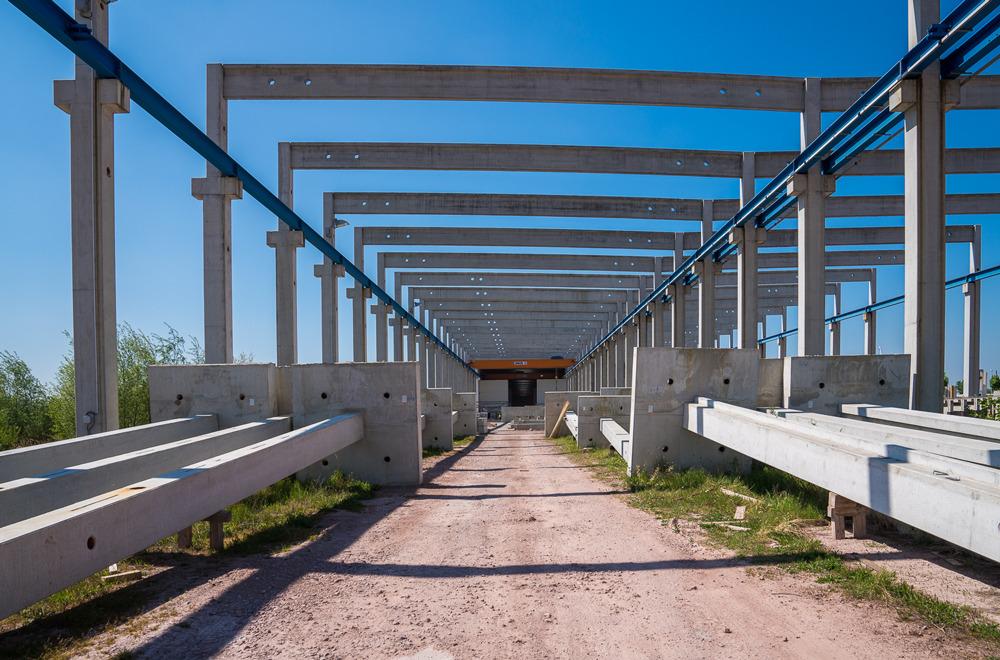 Stützen, Balken, Unterzüge und Stürze aus Beton für den Wohnungsbau | thomas gruppe