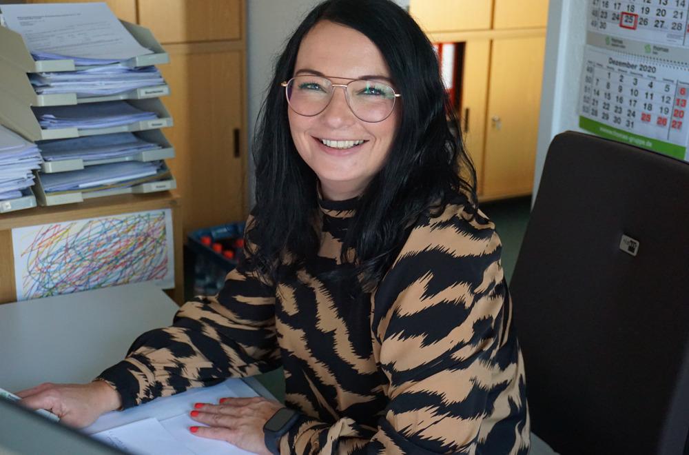 Mitarbeiterin Daniela Schneider | thomas gruppe
