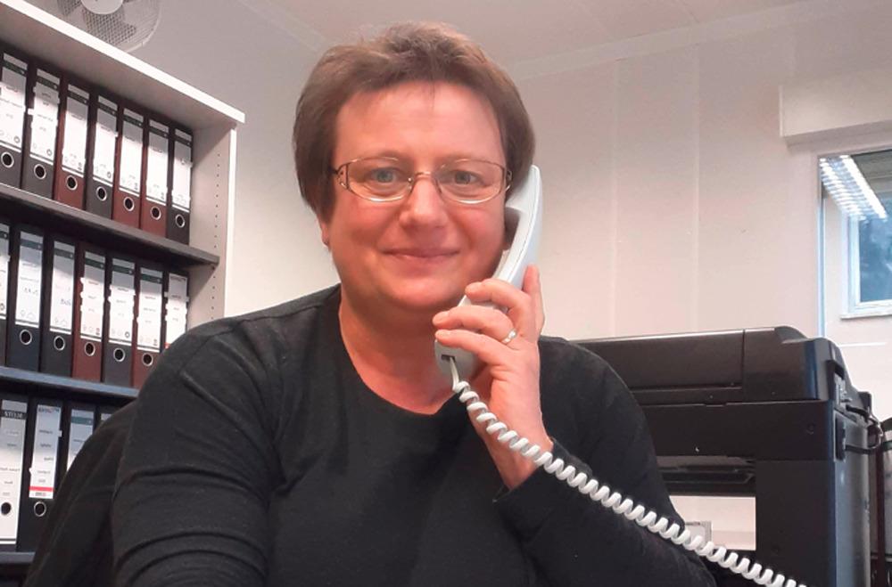 Mitarbeiterin Renate Bernhard | thomas gruppe