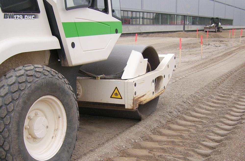 Spezialbindemittel für Bodenverbesserung und Bodenbefestigung | rheoroad HS | thomas gruppe