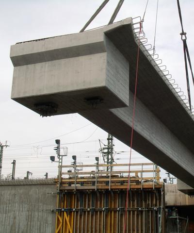 Bauteil aus Portlandzement | CEM I 42,5 R (ft) | thomas gruppe