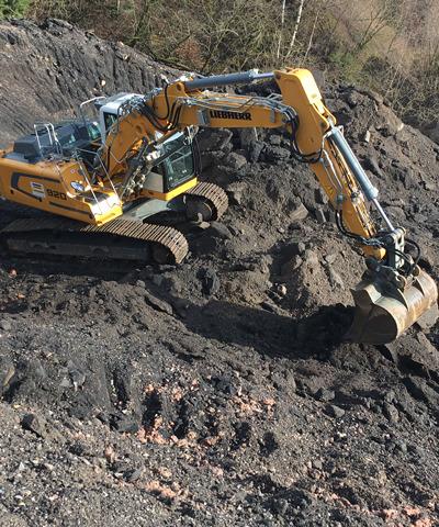 Entsorgung und Verwertung | thomas asphalt-stein