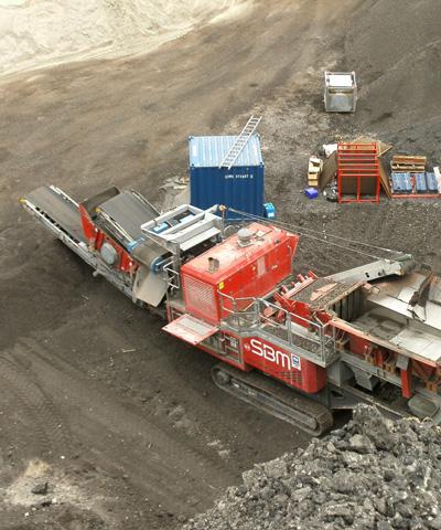 Entsorgung und Verwertung von unbelastetem Bauschutt   thomas asphalt-stein