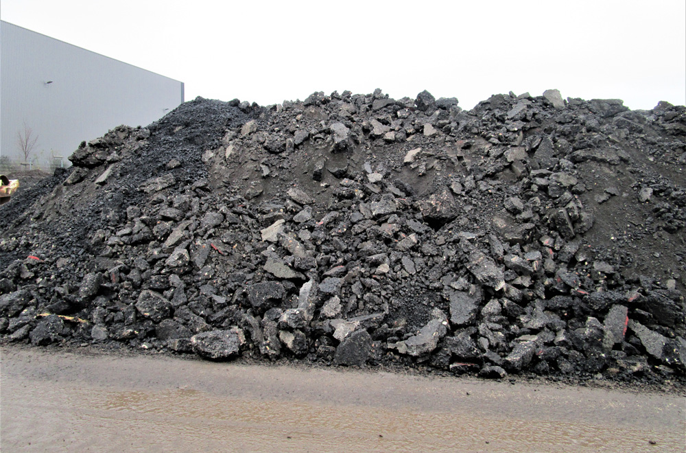 Recyclingbaustoffe | thomas asphalt-stein