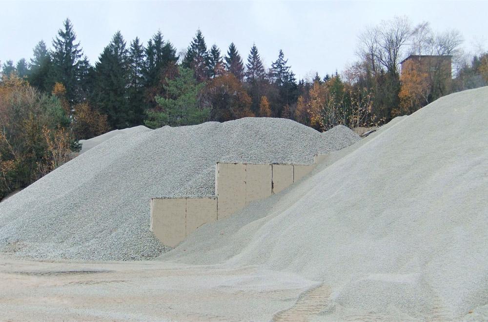 Zuschläge für Asphalt und Beton | thomas asphalt-stein